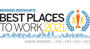 Best Places to Work in Insurance Award 2021_300_spacer
